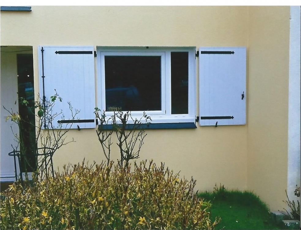Pose et remplacement de fen tres baie vitr e pvc alu bois for Fenetre 60 95