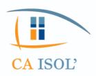 CA ISOL': fenêtres, portes, volets, portails