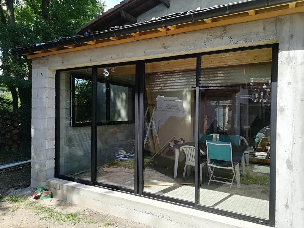pose et remplacement fen tres bois baie vitr e vaur al. Black Bedroom Furniture Sets. Home Design Ideas
